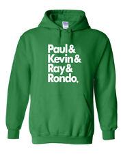 "SALE1 Boston Celtics Paul Pierce ""Paul Kevin Ray"" HOODIE  SWEATSHIRT YOUTH LARGE"