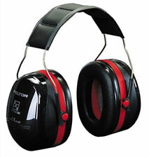 3m Peltor Optime III Ear Protection H540a SV Black Red