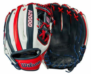 "2021 Wilson A2000 1786 USA Country Pride Limited Glove 11.5"" Baseball RHT"