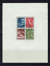 "SURINAM Netherlands 1955 #308 xfu ""block"" E234f"