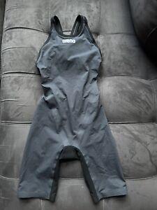 Arena Powerskin Carbon Flex VX Womens US 26 (Open Back) Tech Suit -  Used 1 Race