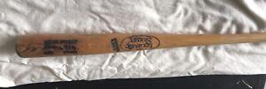 Eddie Murray  Louisville Slugger bat ORIOLES
