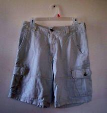 "Levi Strauss Signature Mens Cargo Shorts Tan 32"" Waist"