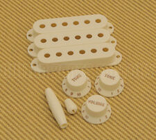 099-2097-000 Fender '60s Stratocaster/Strat Accessory Kit Knobs/Covers/Tips