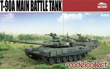 Modelcollect UA72001, T-90A Main Battle Tank (welded turret), 1:72