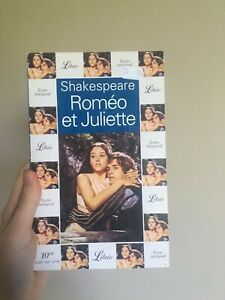 Romeo et Juliet by William Shakespeare, French Francais