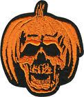 "Halloween - Jack O Lantern (2"", Patch) michael myers, pumpkin, punk, horror, NEW"