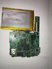 """Genuine Nextbook Next7p12-8g 7"""" Tablet Mainboard, Battery, Speaker P/n M712mc_MB"""