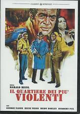Il quartiere dei più violenti (1969) DVD