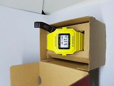 G-SHOCK G-5500TS-9 Tough Solar TYO Lemon yellow