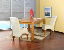 Tisch- & Stuhl-Sets aus Massivholz in aktuellem Design mit bis zu 6 Sitzplätzen