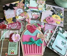 Handmade cards... lot of 10 Cards~ Pretty!
