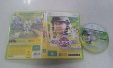 Ricky Ponting International Cricket 2007 Xbox 360 Game USED PAL Region
