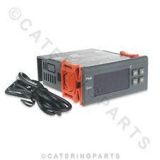 Termostato Digital Universal Controlador 30 amperios calefacción y refrigeración 220V MH1230A