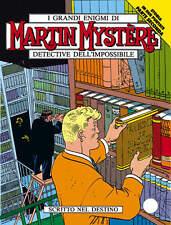 BdM - Martin Mystere n.124 serie originale, Stato Ottimo/Edicola