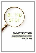 Blind Spot: Why We Fail to See the Solution Right in Front of Us-ExLibrary