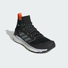 Adidas TERREX FREE HIKER PARLEY HIKING SHOES Black Grey EF0347 Outdoor SIZE 11.5