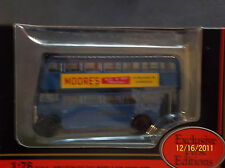 EXCLUSIVE FIRST EDITIONS (EFE)  DOUBLE DECKER BUS #27806 PREMIER TRAVEL, MOORE'S