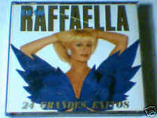 RAFFAELLA CARRA' Ciao Raffaella 24 grandes exitos 2 cd