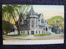 Early 1900's The Baptist Temple in Charleston, WV West Virginia PC