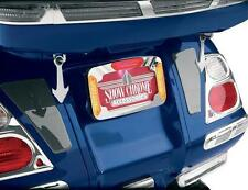 Show Chrome - 16-131 - Contours LED License Plate Holder