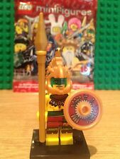 LEGO SERIES 7 AZTEC WARRIOR MINT CONDITION