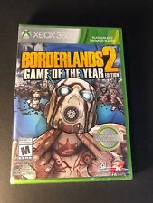 Borderlands 2 [ Game of the Year Edition ] (XBOX 360 / XBOX ONE Compatible) NEW