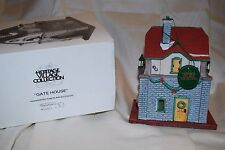 Department 56 Heritage Village Gate House Christmas Dept. 56 Never Displayed