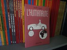 L'humanauté - Philippe Coudray - Ed L'ASSOCIATION 2013 - BD