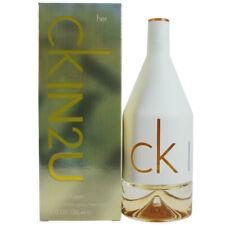 CK IN2U by Calvin Klein for Women EDT Perfume Spray 5 oz. New in Box