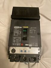 Square D Hga36100U33X Circuit Breaker PowerPact 3 Pole 100A 600V 65kA adjustabl