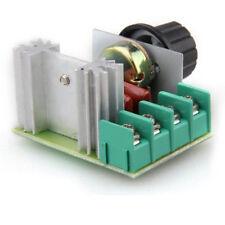 Controlador de tension velocidad regulador temperatura de alta potencia 2000W T5