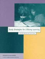 Study Strategies for Lifelong Learning (Psychology in the Classroom)-ExLibrary