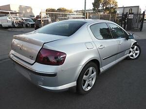 PEUGEOT 407 ENGINE / MOTOR 2.0LTR TURBO DIESEL / AUTO,DW10BTED4 CODE,09/04-12/11