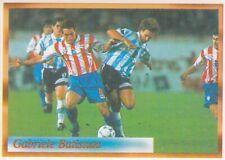 Football sticker GABRIEL BATISTUTA Argentina France 98 1998 Yugoslavia edition