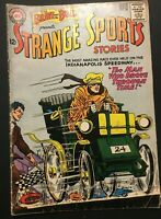 THE BRAVE AND THE BOLD. NO 48. 1963. SILVER AGE. INFANTINO-ART. STRANGE SPORTS.