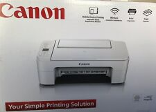 New Canon TS3120/3022 Printer-IPhone Print-All in One-Home Business