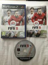 PS2 Fifa 11 BLACK LABEL COMPLETE