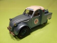 NOREV  1:43  - CITROEN 2CV  2 CV    BUTAGAZ   -   GOOD CONDITION