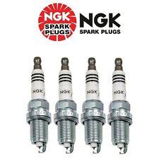 Fits Acura CL Honda Civic Mazda Spark Plug Set of 4 NGK Iridium IX Resistor 2477
