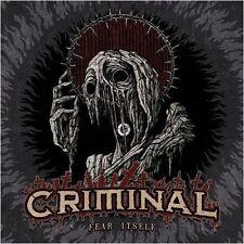 CRIMINAL - Fear Itself CD