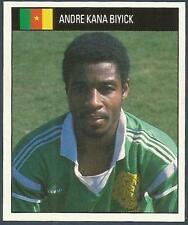 ORBIS 1990 WORLD CUP COLLECTION-#511-CAMEROON-ANDRE KANA BIYICK