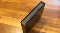 Belgium Davo ALbum with Case  - Fully Mounted from 1960 to 1980 - Nice Condition