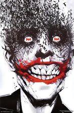 Joker Bats 24x36 Poster Art Print Batman Arkham Origins