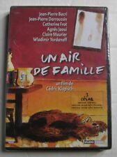 DVD UN AIR DE FAMILLE - Jean Pierre BACRI / Agnès JAOUI / J.P. DARROUSSIN - NEUF