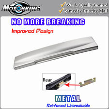 Tailgate License Plate Shield Handle for 02-05 Ford Explorer JP Silver Birch