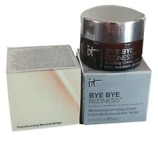 IT Bye Bye Redness Color Correcting Neutralizing Cream Neutral Beige NEW Fresh