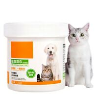 Pet Dog Cat Gentle Clean Wipes Stains Eye Wipes Tear Stain Remover 120pcs/Bottle