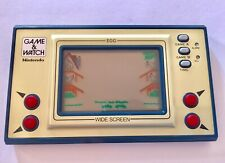Nintendo Game Watch Egg - (Mint Condition)
