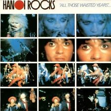 Hanoi Rocks - All Those Wasted Years - Live At The Marquee [CD]